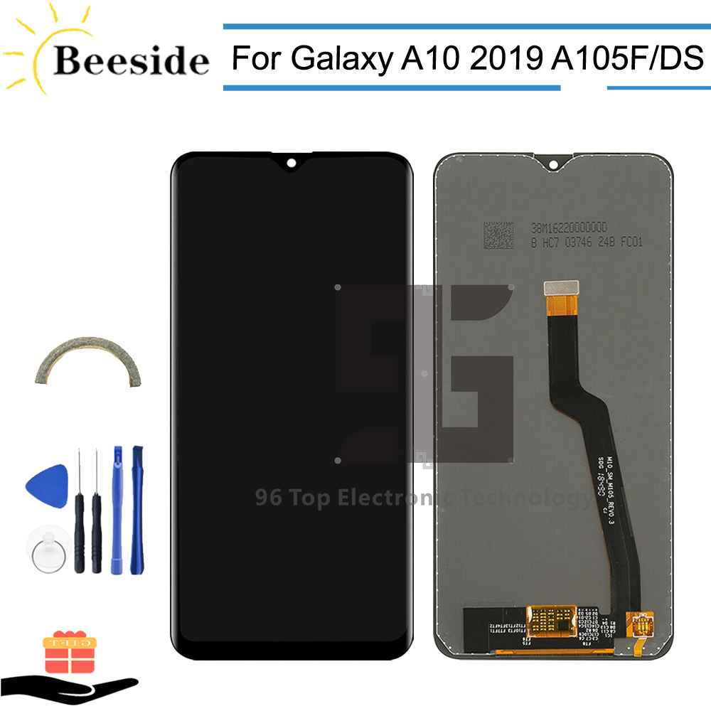 AA+ Quality LCD 6.2 Black For Samsung Galaxy A10 2019 SM-A105F/DS A105 LCD Display Touch Screen Digitizer Assembly ReplaceAA+ Quality LCD 6.2 Black For Samsung Galaxy A10 2019 SM-A105F/DS A105 LCD Display Touch Screen Digitizer Assembly Replace