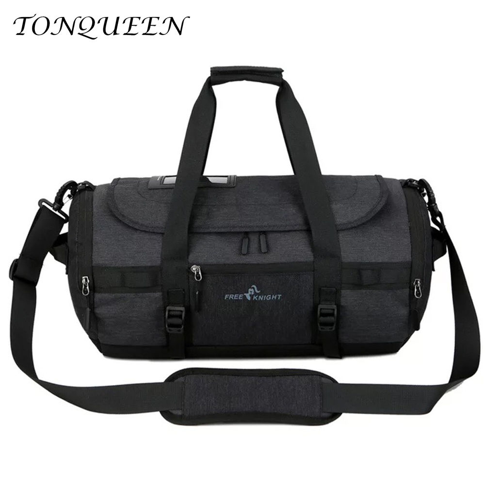 Multifunctional Sports Bag Gym Bag Men with Independent Shoes Pocket Yoga Fitness Bags Travelling Bags Men Sports 6 Colors WX113