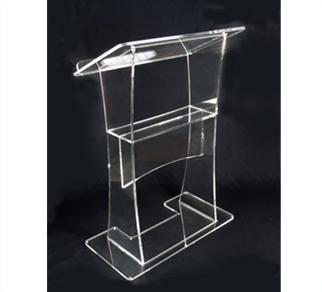 Church Podiums Free Shipping Plexiglass Acrylic Lectern Plexiglass Pulpit Perspex