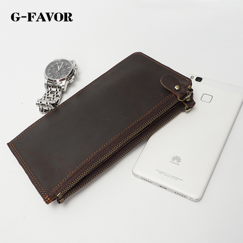 Zipper Slim Long Women Men Wallet Lady Female Male Coin Purse Carteras Clutch Bag Walet Money Cuzdan Card Holder Vallet Perse