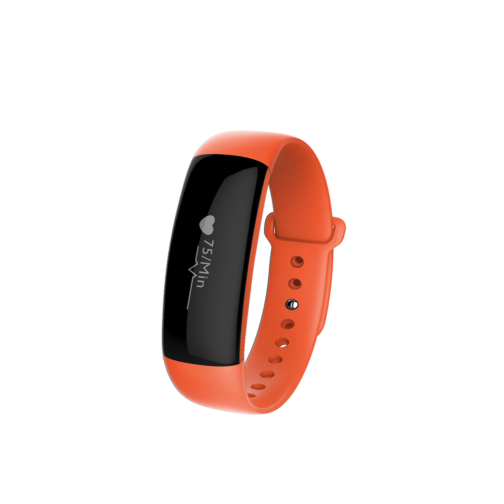 New Smart Band Blood Pressure Wrist Watch Pulse Meter Monitor Cardiaco Fitness Tracker Smartband for iOS Android Bracelet