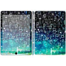 Fantasy Crystal Protector Vinyl Tablet Decal Skin Case Stickers For iPad Air PVC Skins For iPad Air/iPad 6 Free Shipping