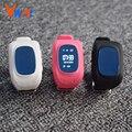 Vwar Q50 GPS Малыш Smart Watch Anti Потерянный GPS Трекер в Исходном Q50 Детские OLED Экран SOS Вызова Безопасности с Анти-потерянный Smartwatch Датчик