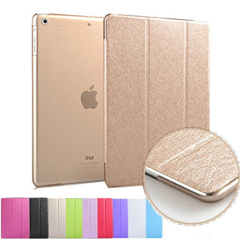 все цены на Case For iPad 2 3 4 PU Leather Flip Case Protective Smart Wake Stand Cover Soft Back Case for iPad 2 3 4 Covers Cases 9.7 inch онлайн