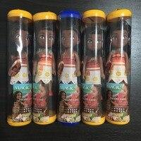 10pcs Lot PVC Moana Doll Toy Princess Action Figure Toys Moana Boneca Doll Birthday Christmas Gift