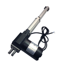 LW Linear Actuator Motor 12V 24V 6/7/10mm/s 4000/6000N High Torque 100/200/400/500/800mm Stroke Linear Actuator For Hospital Bed недорого