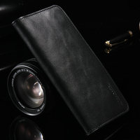 New Affordable Luxury Retro Real Genuine Leather Case For Samsung Galaxy A3 Flip Phone Cover FLOVEME