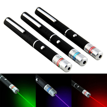 Laser Pointer High Power 5mw Blue Red Green Hunting Lazer Bore Sight Device 500 Meters Pen Teaching