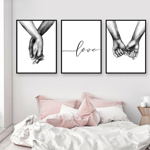 Love Hands Wall Art