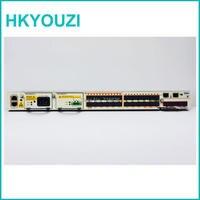 ZXR10 5928E FI AC 24pcs SFP Ports Switch include 1PCS or 2PCS AC Power, with 59EC 4GE SF or 59EC 4XG SF C uplink card