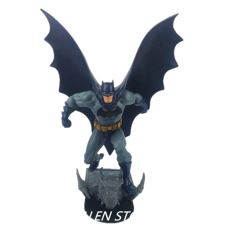 ALEN DC Comics Superhero Batman The Dark Knight Rises Brinquedos Figurine PVC Action Figure Juguetes Model Doll Kids Toys 820cmALEN DC Comics Superhero Batman The Dark Knight Rises Brinquedos Figurine PVC Action Figure Juguetes Model Doll Kids Toys 820cm