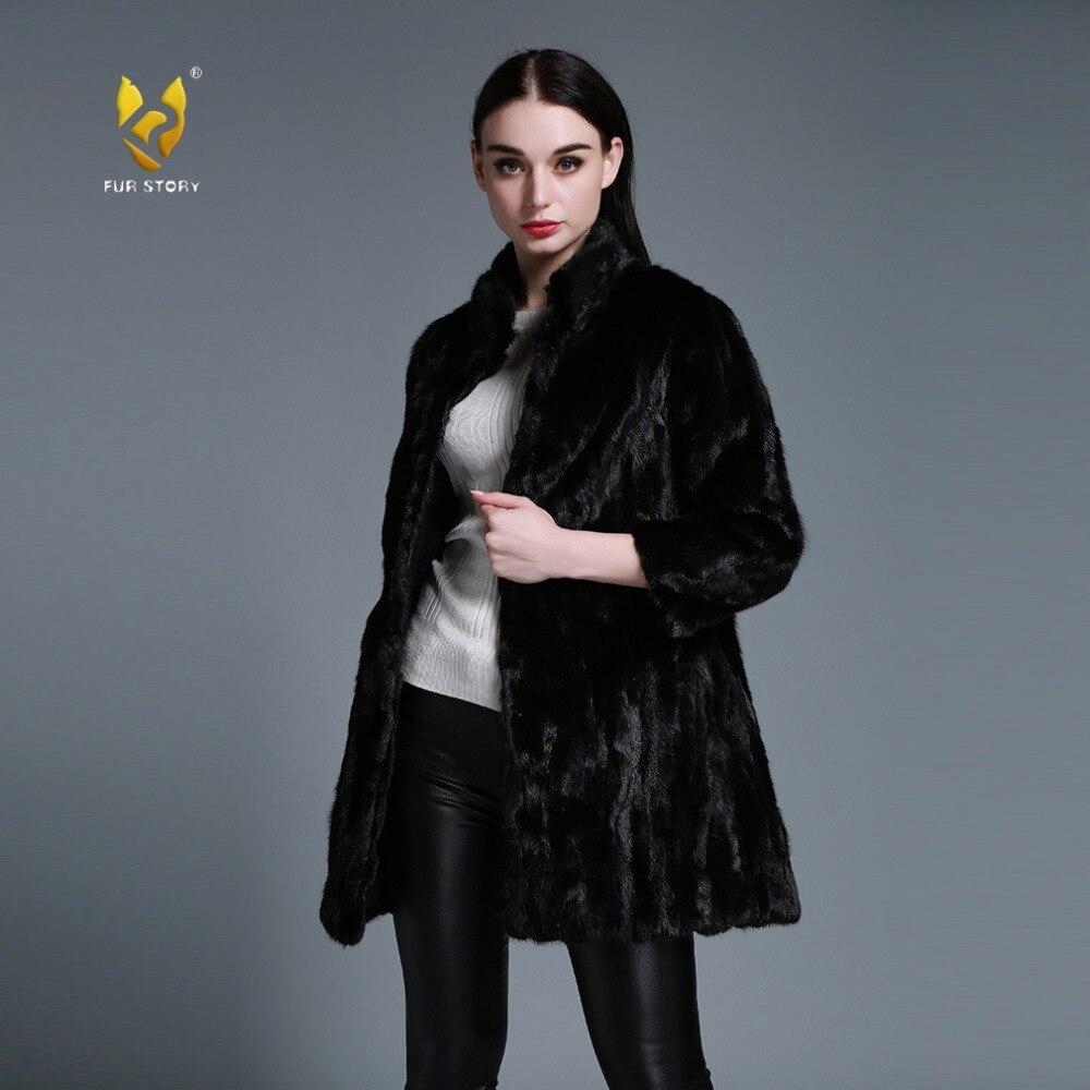Popular Real Mink Fur Coat-Buy Cheap Real Mink Fur Coat lots from