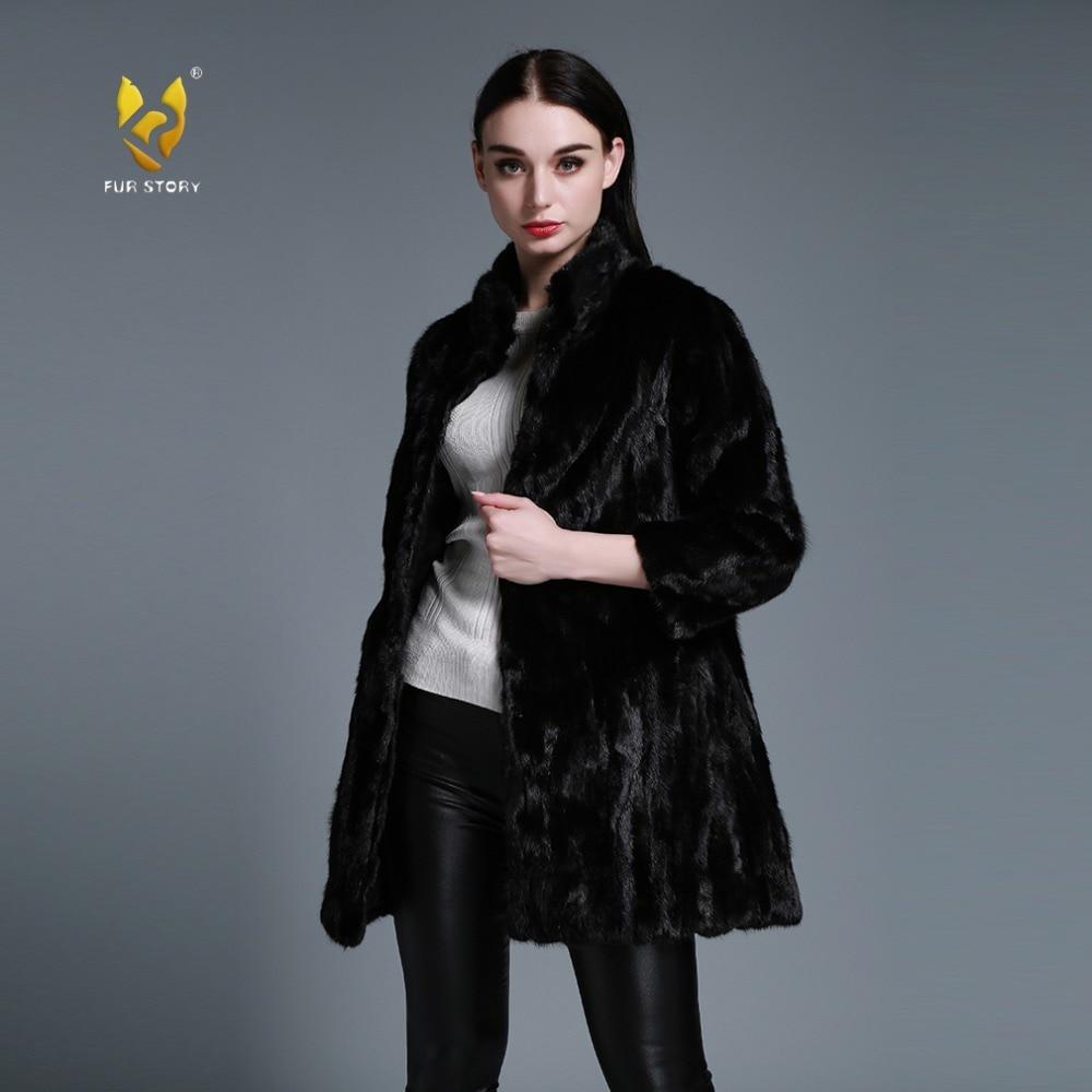 Online Get Cheap Black Mink Coats -Aliexpress.com | Alibaba Group