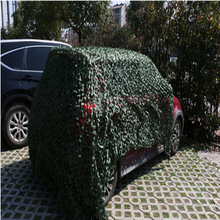 2x3m Car tent Sun shelter  Camouflage  Netting Camping Military Hunting shelter