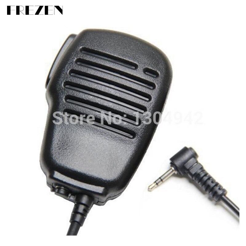 Rainproof Shoulder Remote Speaker Mic Microphone PTT For Motorola Walkie Talkie Two Way Radio 1pin 2.5mm