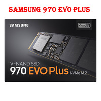 M2 SSD SAMSUNG M.2 SSD M2 1TB 500G 250G HD NVMe SSD Hard Drive 1 TB HDD Hard Disk 970 EVO Plus Solid State PCIe for Laptop