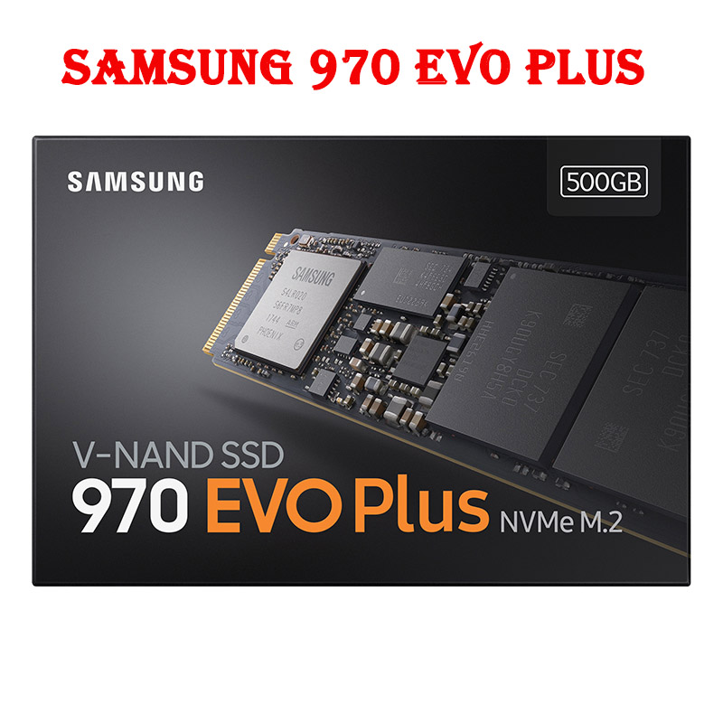 M2 SSD SAMSUNG M.2 SSD M2 1 to 500G 250G HD NVMe disque dur SSD 1 to disque dur HDD 970 EVO Plus SSD PCIe pour ordinateur portable