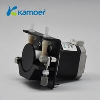 Kamoer Low Noise Stepper Motor Peristaltic Pump Chemical Pump