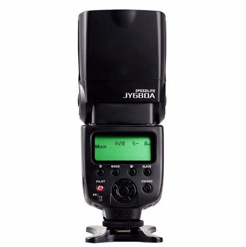 цена на Viltrox JY-680A Universal Master Slave Flash Speedlight for Canon Pentax Olympus Nikon d7100 d3100 d90 d5300 d3200 DSLR Camera