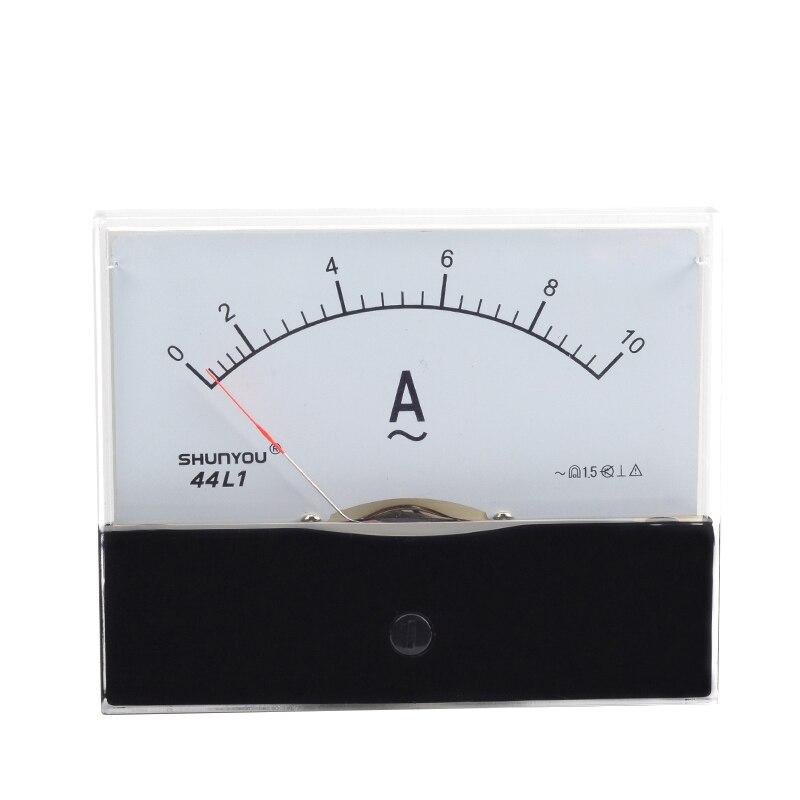 Analog Ac Amp Meter : Ac a analog amp panel meter current ammeter