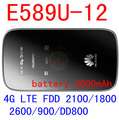 unlocked Huawei E589 3G 4G lte wifi wireless hotspot Router e589u-12 4g mobile WIFI router lte 4g Modem dongle pk e5776 e5372