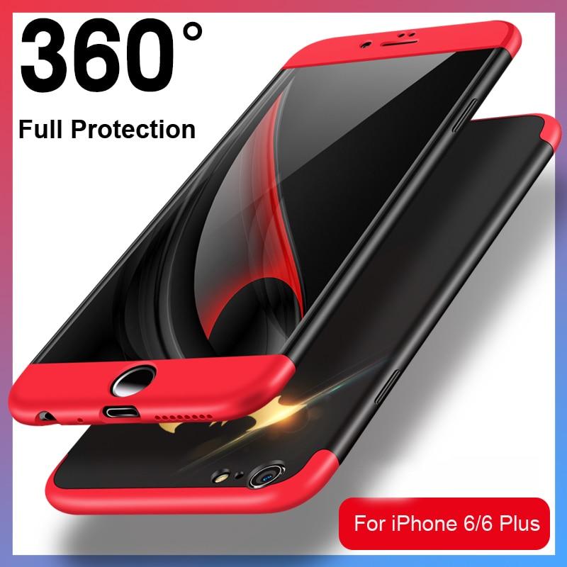 IPhone 6 6S Plus üçün Vpower telefonları, PC + TPU 3 qatlı - Cib telefonu aksesuarları və hissələri - Fotoqrafiya 1