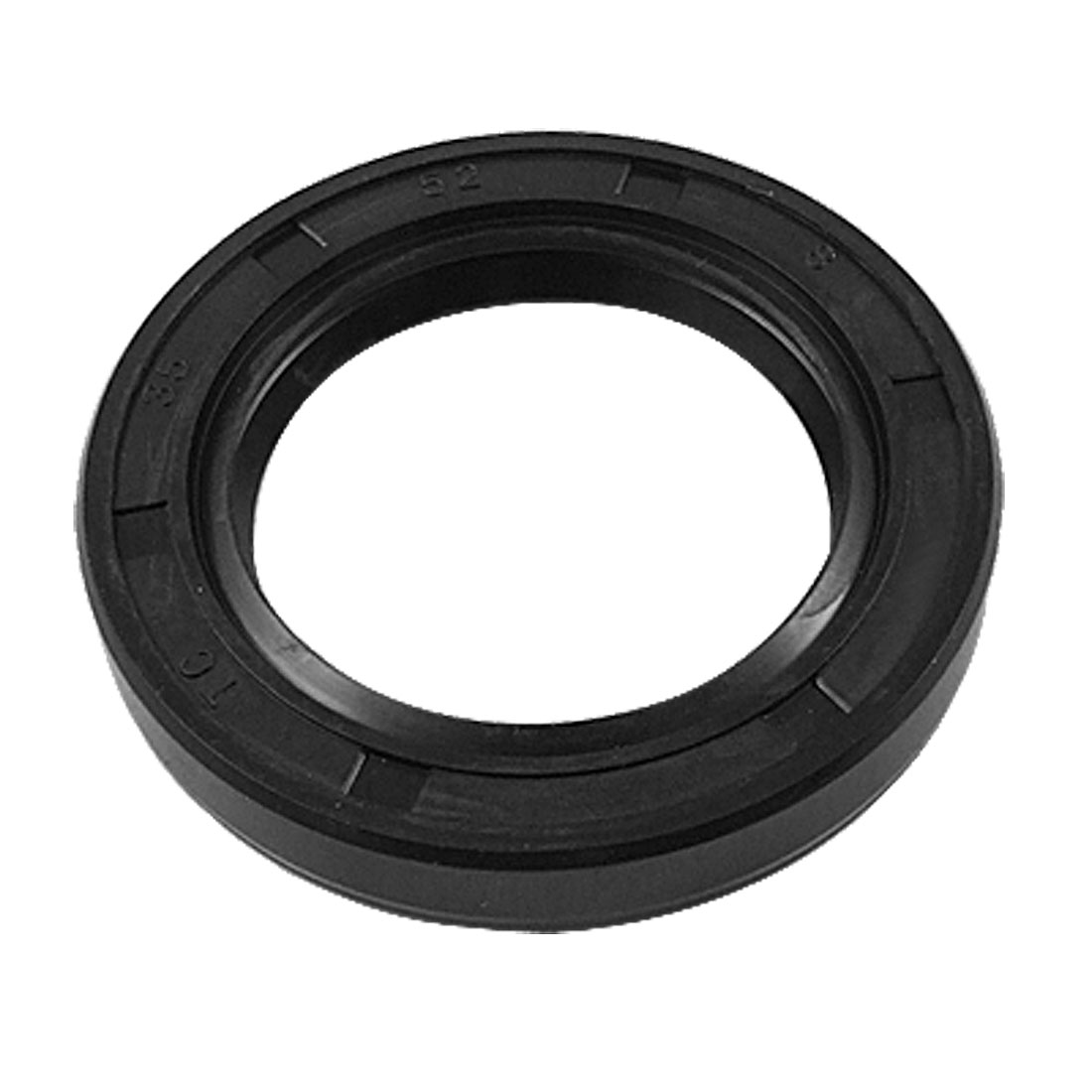 uxcell Spring Loaded Metric TC Oil Seal Double Lip 20x30x7mm for Automotive