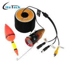 Fishing Underwater Camera  HD 1000TVL Waterproof 12PCS LED Lights Fish Finder Detector with 15m/30m Cable