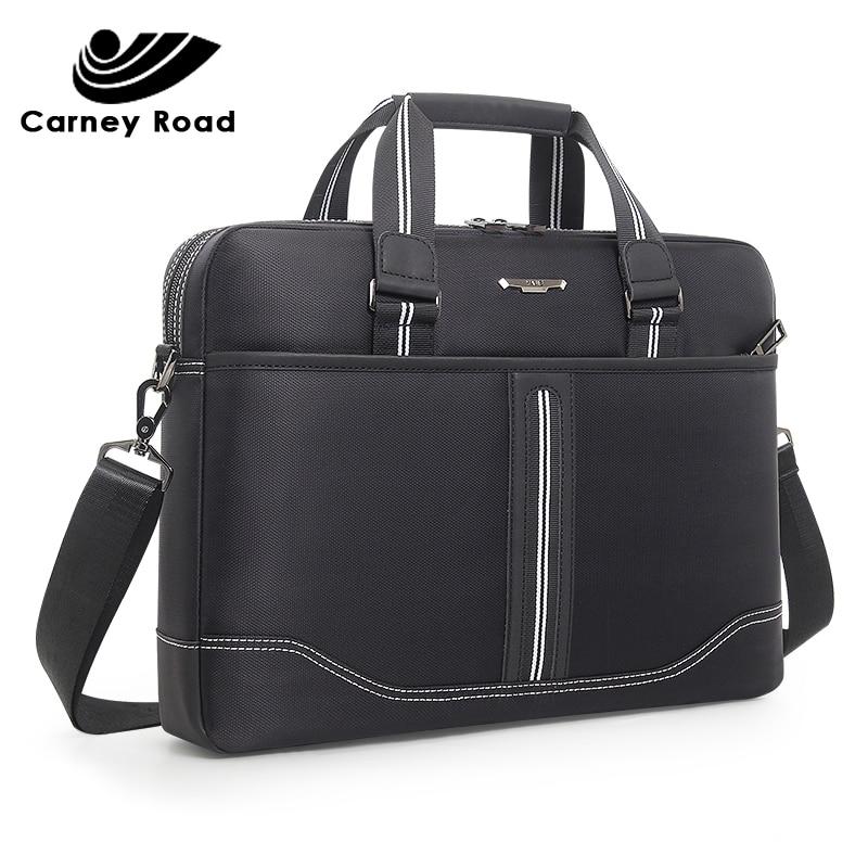 Business Oxford Men Briefcase 15 6 inch Laptop Handbags Men s Office Bags Multifunction Messenger BagComputer Innrech Market.com