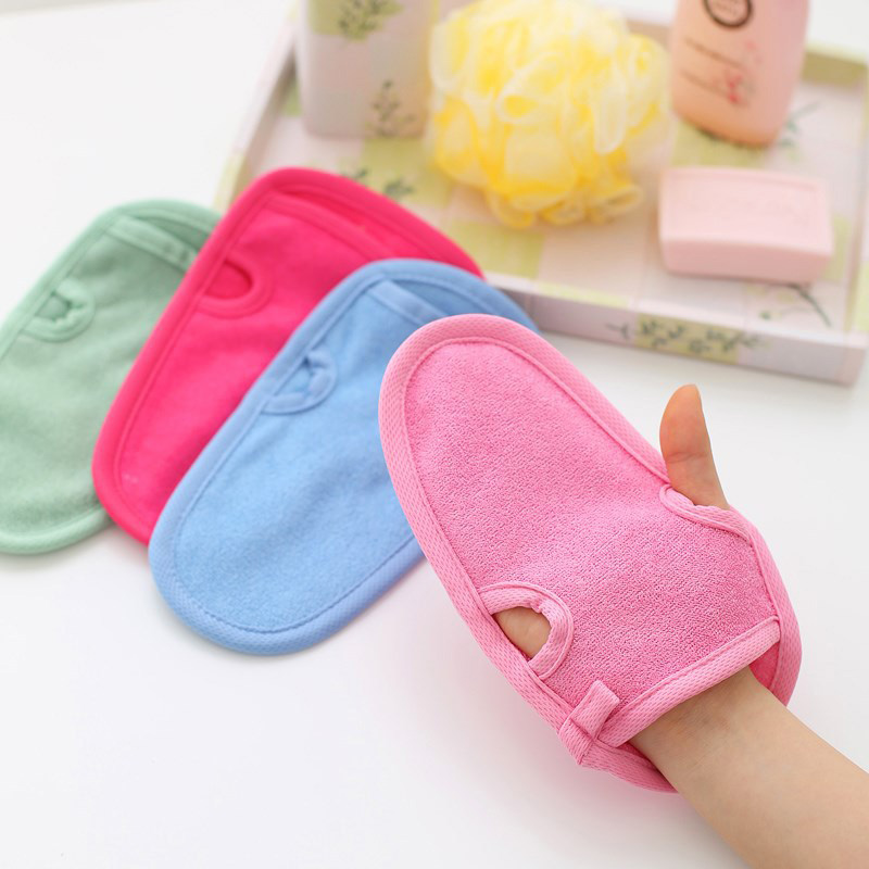 Unisex Mitten Body Shower Glove Exfoliating Bath Glove Exfoliating Remove Mitten Dead Skin Gloves