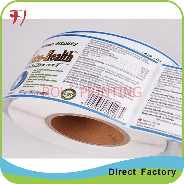half sheet custom ebay amazon adhesive shipping labels custom