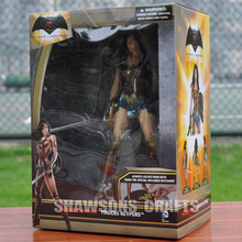 "BATMAN V SUPERMAN TOYS 10"" WONDER WOMAN FINDERS KEYPERS FIGURE STATUE(China)"