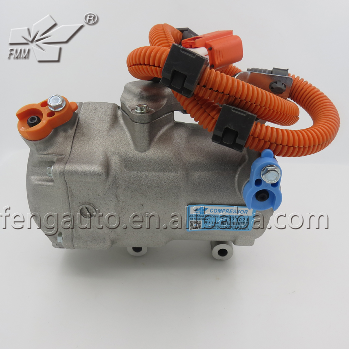 US $288 0  ES18C electric hybrid auto ac compressor for toyota prius 042000  0192 88370 47010 042000 0196-in A/C Compressor & Clutch from Automobiles &