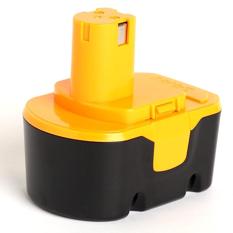 Cncool Pour Ryobi 14.4 V 3000 mAh Power Tool Batterie 1400144/1400671/130224010/130224011/4400011/ 1314702/B-8287/BPT1026/RY-1444