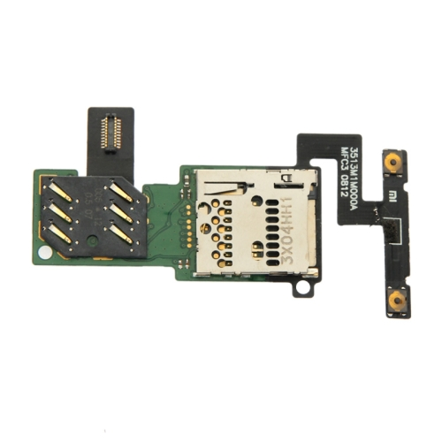 New Arrival SIM Card Slot Flex Cable for Xiaomi M1 Smart Phone Repair Replacement Spare Parts