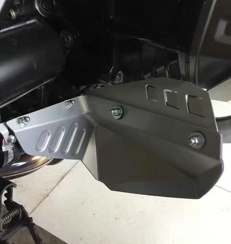 Брызговик пересмотрены тормоза и переключения щит для BMW R1200R ЛНР 2015-2016