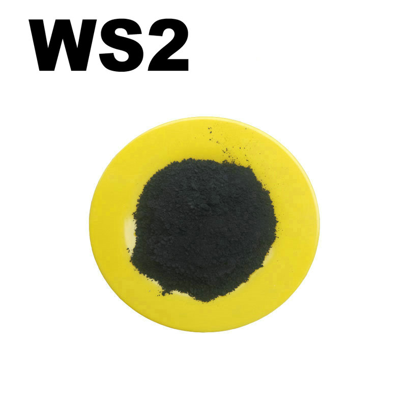 WS2 High Purity Powder 99.9% Tungsten Disulfide For R&D Ultrafine Nano Powders About 1 Micro Meter CAS: 12138-09-9