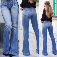 Women Jeans High Waist Pants Plus Size Spring Women Street Style Mom Sexy Pant Hot Sale Items Rock Girl