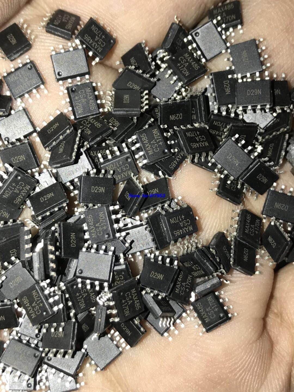 20pcs/lot MAX485CSA MAX485 SOP-8 SMD New Original In Stock