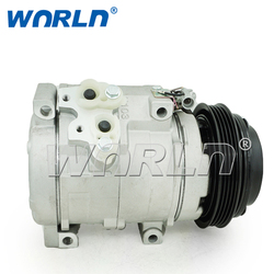 Klimatyzator samochodowy części 883206A150 883206A160 883206A1 sprężarki dla TOYOTA Prado 2700 TRJ120 LAND CRUISER HILUX