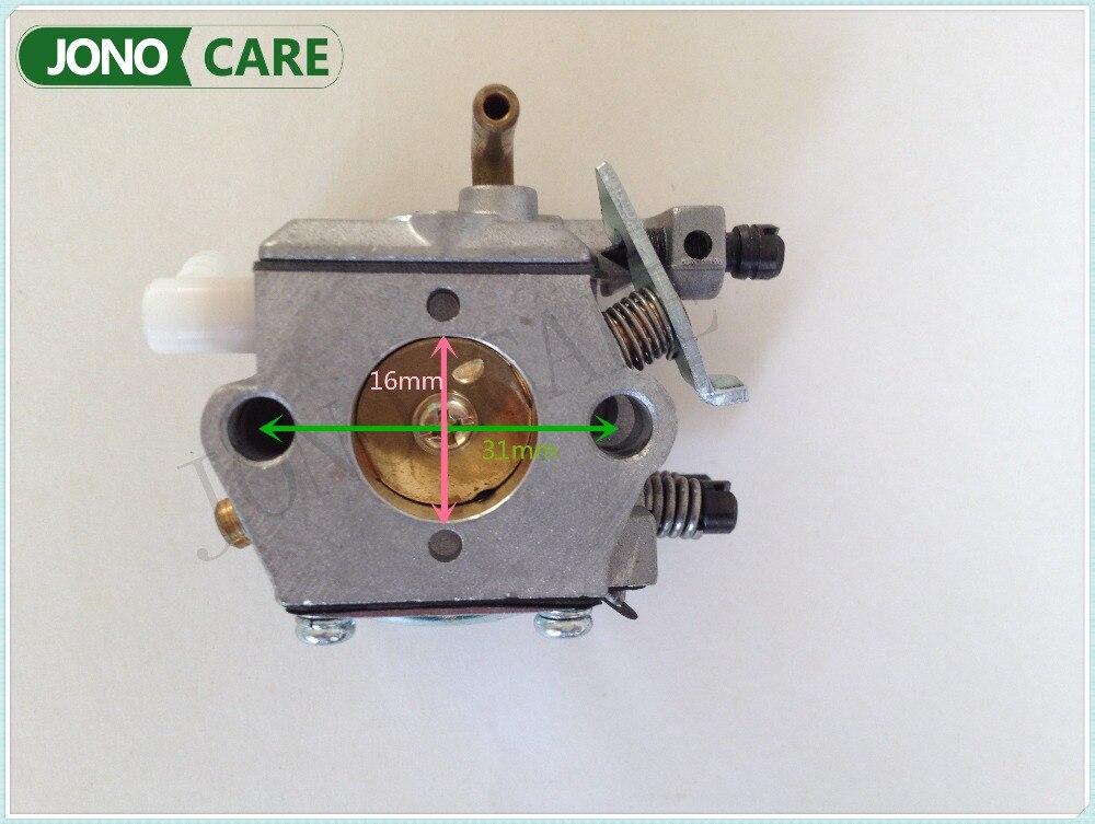 GENUINE WT-194 Carburetor for Stihl 024, 026, MS260, 024AV, 024S (Walbro Type) игрушка roys wt 024
