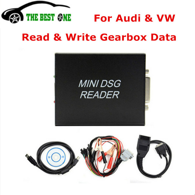 US $101 0 |Professional ECU Memory Programmer MINI DSG Reader DQ200 DQ250  For Audi/VW Cars Geabox Data Reading & Writing Tool Free Shipping-in Engine