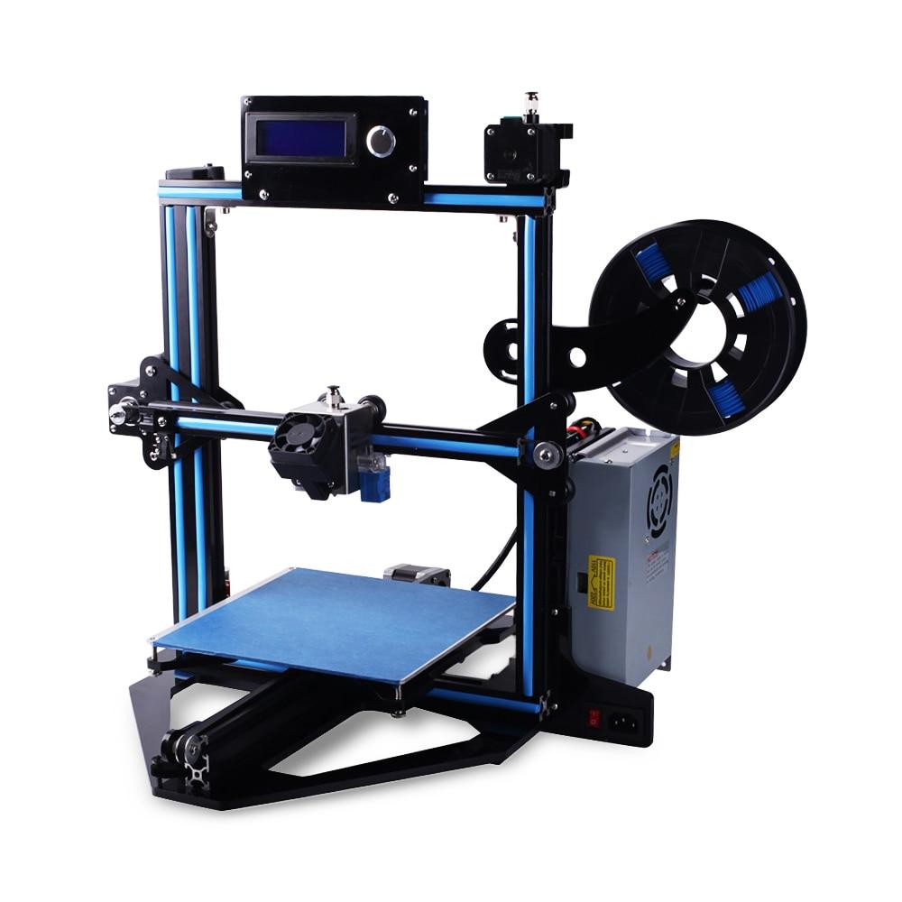 Zonestar Z5F 90 Pour Cent Prémonté 3D Imprimante kit de bricolage