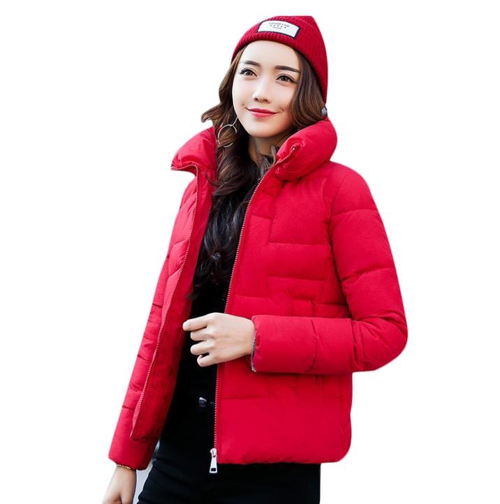 New Autumn Winter Coats & Jackets Women Coat Fashion Female Down jacket Women Parkas Casual Jackets Inverno Parka Wadded