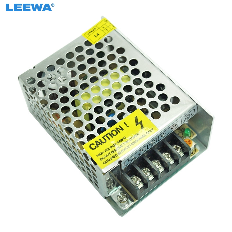 Buy LEEWA Car AC 110V/220V To DC6V/5A Power Supply Electrical Converter Transformer  #4568 for only 11.3 USD