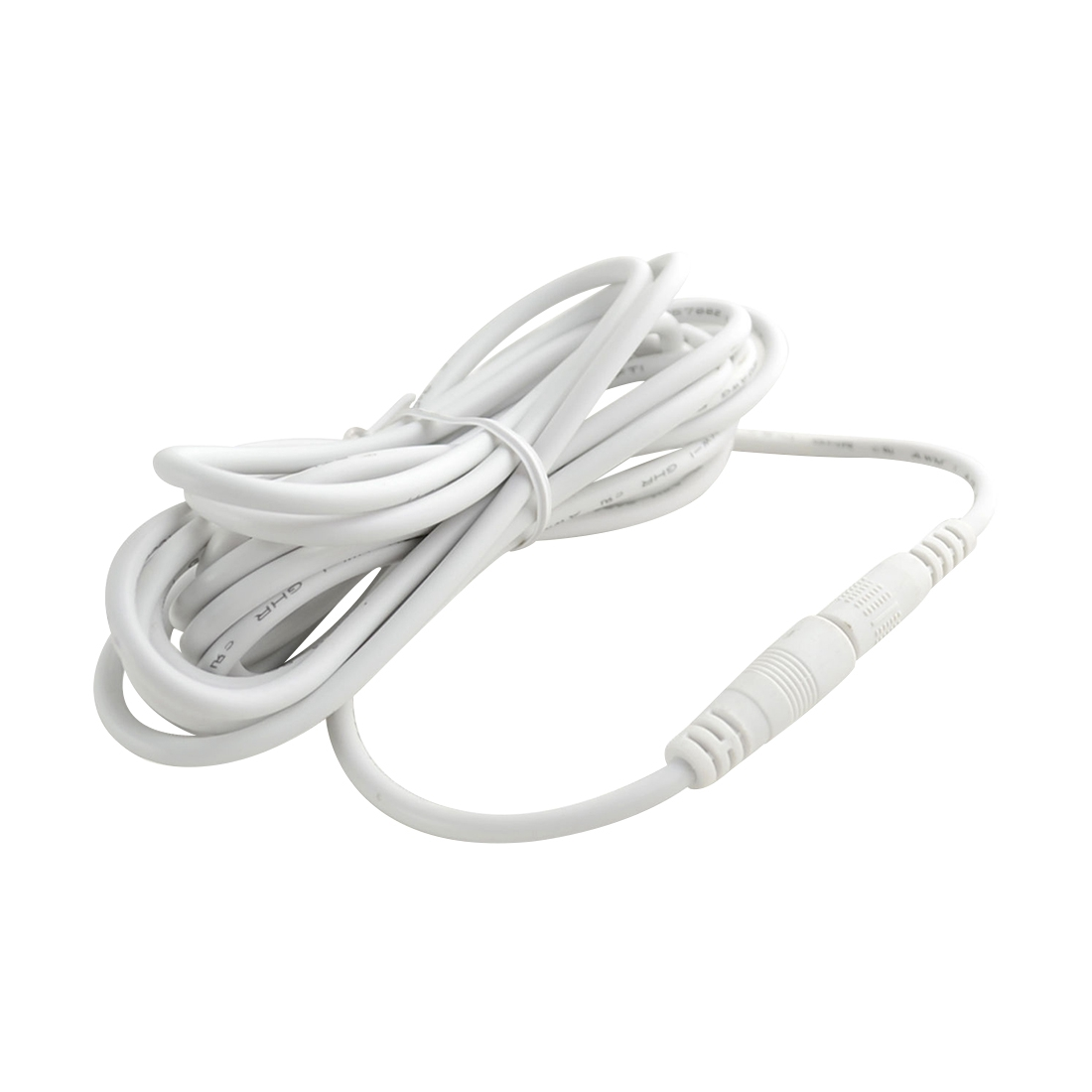 MOOL 10 Foot 3M IP Camera Power Adapter Extension Cable Extension AC Power Cord