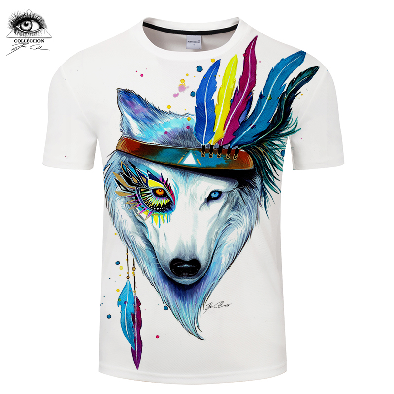 Warrior by Pixie cold Art Tshirt 3D Prints t-shirts 2018 Brand Men Clothing Tees Tops Plus Size Drop Ship ZOOTOP BEAR