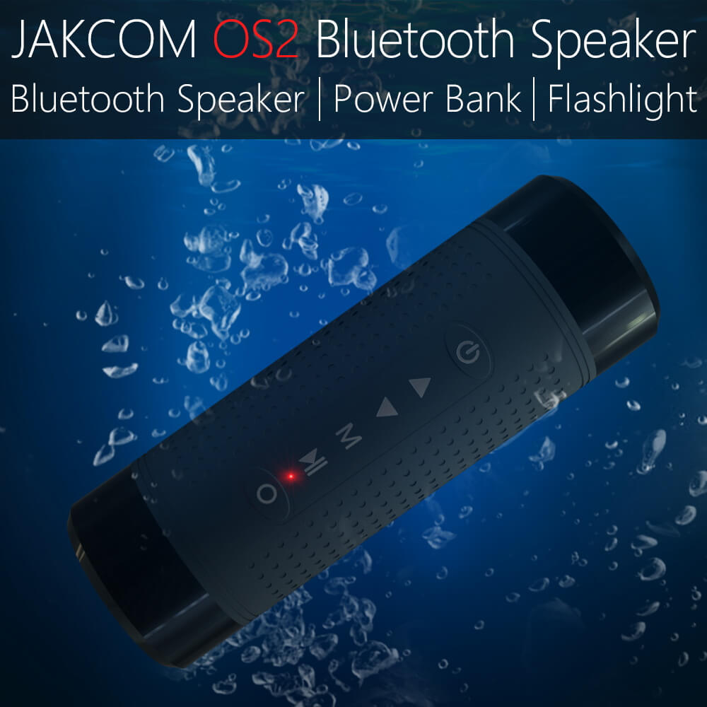 JAKCOM OS2 Wireless Bluetooth V4.0 Portable Speaker With HD Sound And Bass (Black)