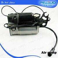 Новый Воздушный компрессор пневматическая подвеска насос для Audi Q7 (2002 2010) 4L0698007 4L0698007A
