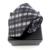 Nueva Tela Escocesa de La Raya Corbata Gravata Diseño hombres Estrecho Tie100 % Corbatas Corbata De Seda para Hombre Delgado Formal de Negocios Fiesta de la boda